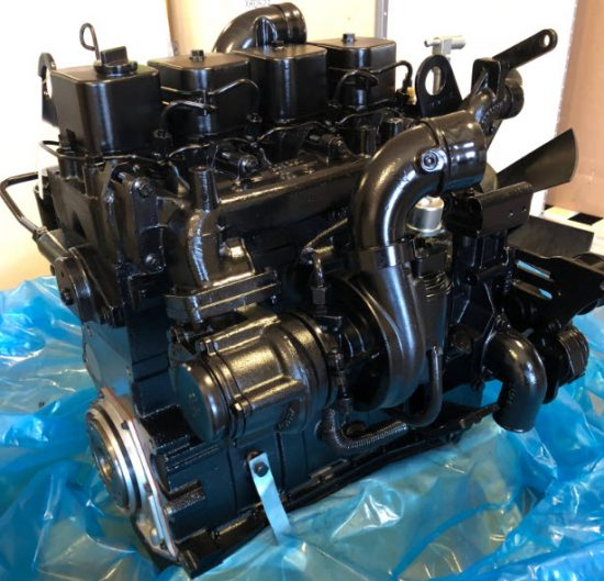 Cummins 4BT 140 HP Engine Big Bear 4