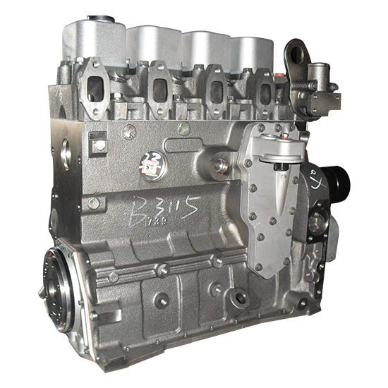 Cummins 4.5 L Long Block Engine