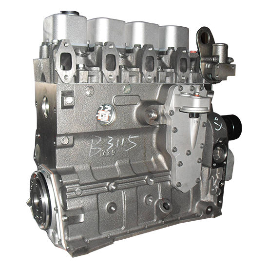 Cummins ISB 4 5 L Longblock Diesel Engine
