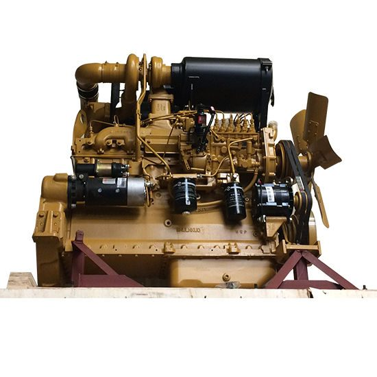 CAT 3306DI Longblock Diesel Engine