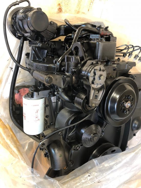 Cummins 4BT 130 HP Engine 1