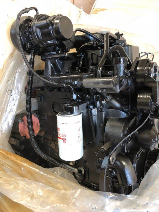 Cummins 4BT 130 HP Engine 2