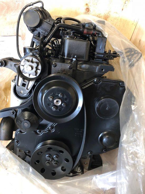 Cummins 4BT 130 HP Engine 4
