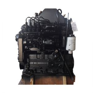 Cummins 4BT - 130HP Complete Diesel Engine