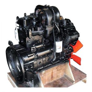 Cummins 4BT - 140HP Complete Diesel Engine