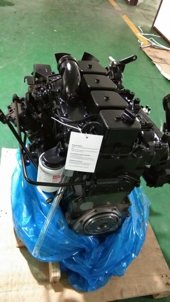 Cummins 4BT 140 HP Engine Big Bear 1