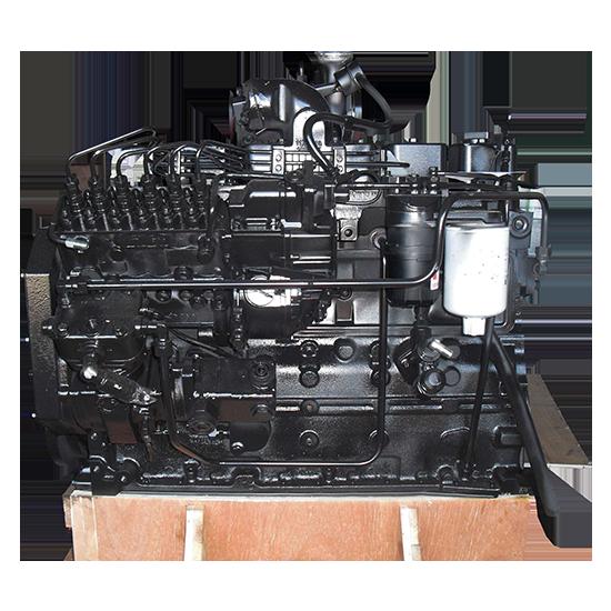 Cummins Diesel Engines >> Details About Cummins 6bt 210hp Complete Diesel Engine