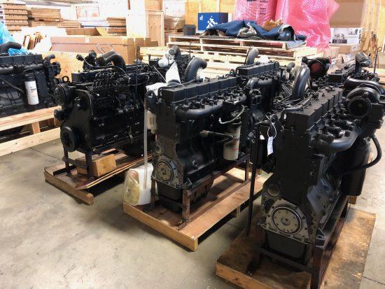 Cummins 6CT 240 HP Engines 2