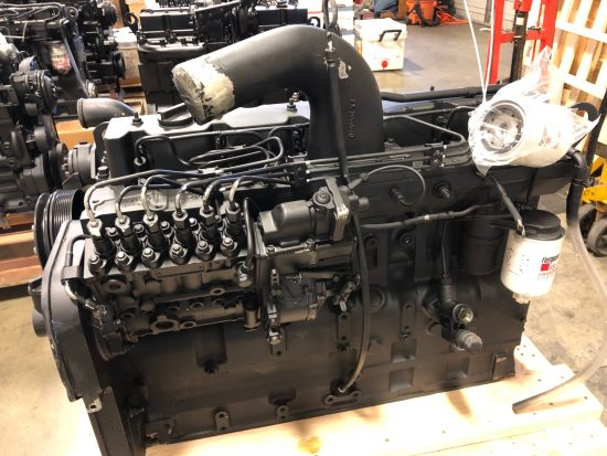 Cummins 6CT 300 HP Engine 1