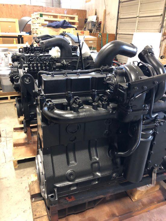 Cummins 6CT 8.3 L Engine 260 HP 2