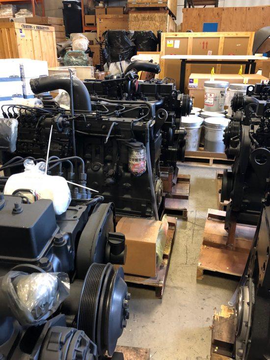 Cummins 6CT 240 HP Engines 1