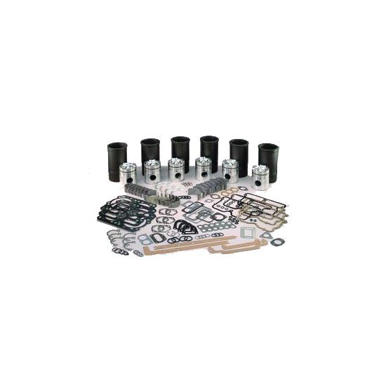 Cummins ISB 5.9L Inframe Kit - Piston Marked 5497, 6675, 6676, 9808, 9841, 9842 (24 Valve 2002- 2007 Model)