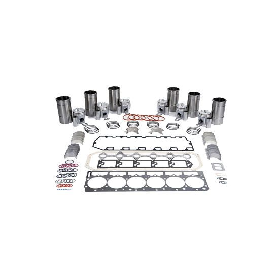 Cummins 4BT Inframe Kit w/ .50mm Bore & Fractured Rods (Turbocharged Non-Emissions)