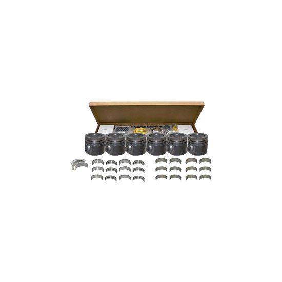 Cummins 6BT 5.9L Inframe Kit w/ 1.00mm Bore & Fractured Rods