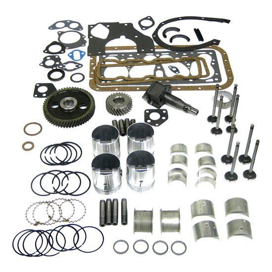 Cummins 6B, 6BT, 6BTA, 5.9L Inframe Kit w/ Fractured Rods (Natural Gas)