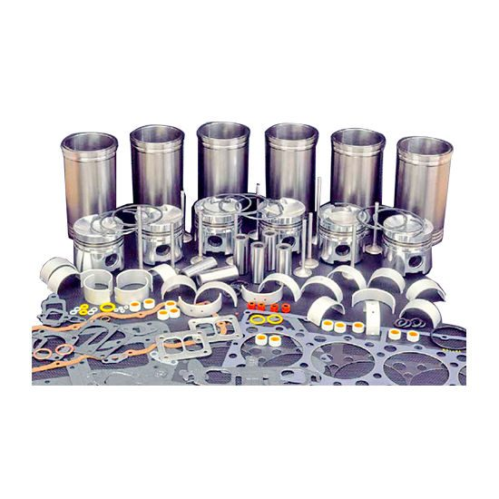 Cummins ISB 5.9L Major Overhaul Kit - Piston Marked 6050, 6053, 6054 (24 Valve 1998 - 2002 Model)