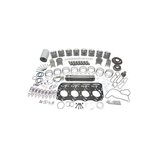 Cummins 4BTA Overhaul Kit w/ 1.00mm Bore & Fractured Rods (Turbocharged and Aftercooled Non-Emission)