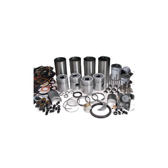 Cummins 4B 3.9L Overhaul Kit w/ 1.00mm Bore & Machined Rods