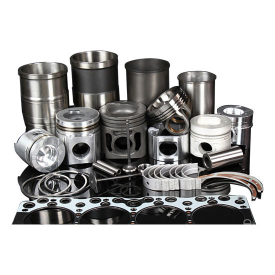 Cummins 4BT Overhaul Kit w/ 1.00mm Bore & Machined Rods (Turbocharged Non-Emissions)