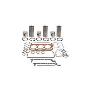 Cummins 6BT 5.9L Overhaul Kit w/ STD Bore & Fractured Rods (Automotive)