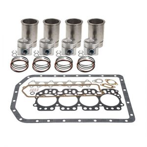 Cummins 4B 3.9L Overhaul Kit w/ STD Bore & Machined Rods