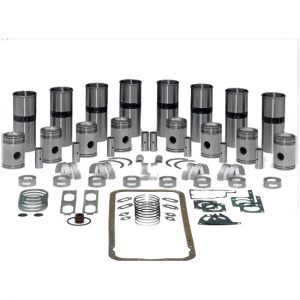 Cummins 6BT 5.9L Overhaul Kit w/ STD Bore & Machined Rods (Additional Emissions Rated)