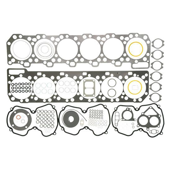 Cummins 4BTA Underhaul Kit w/ Fractured Rods (Turbocharged and Aftercooled Non-Emission)